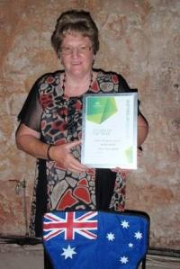 Anne Baker – Citizen of the Year