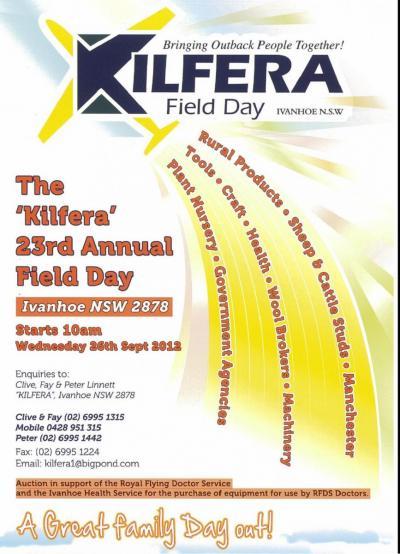 Kilfera Annual Field Day