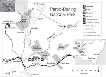 Paroo National Park -- click to enlarge