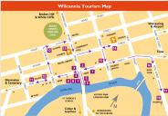 Wilcannia Tourism Map