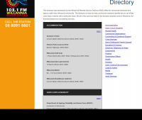 River Radio directory
