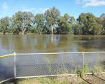 Darling River, 10.62 metres, Baker Park April 9