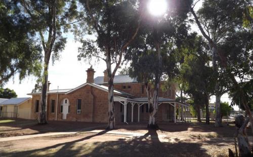 Wilcannia Court House
