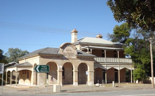 Wilcannia Post Office building