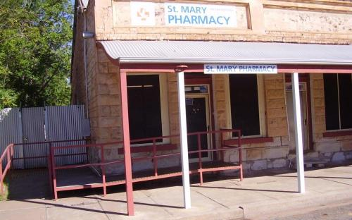 Wilcannia (St Mary)  Pharmacy