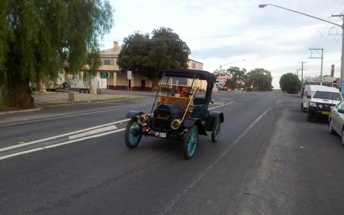 Veterans Car & Motorcycle Rally, Wilcannia