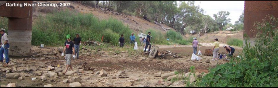 Latest Darling River information at Wilcannia