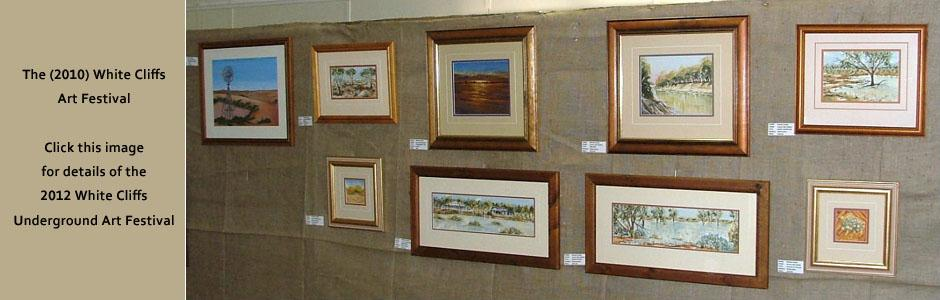 Previous art exhibits 2010
