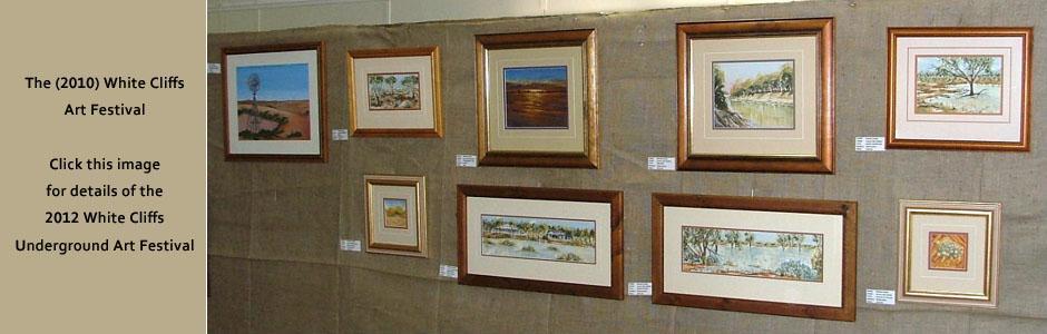 Previous art exhibits 2010