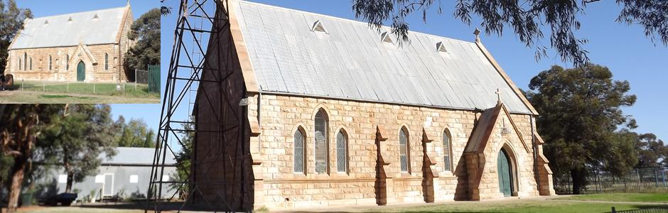 Church of England, Wilcannia