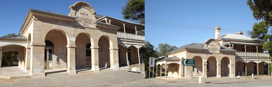 Historic Wilcannia Post Office