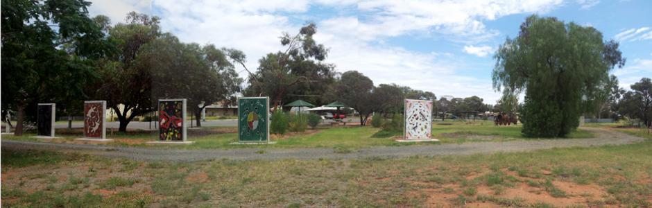 Reconciliation Park, Wilcannia